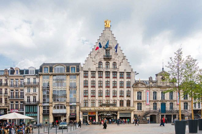 lille tourist attractions