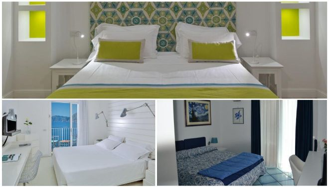 praiano hotels