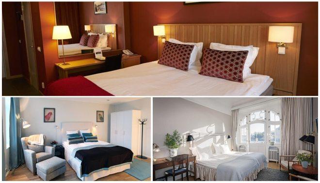 meilleurs hôtels de charme stockholm