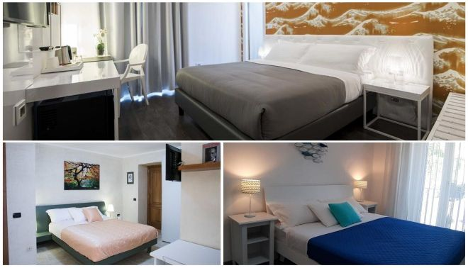 places to stay in salerno