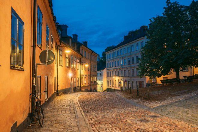 meilleur endroit pour rester à stockholm