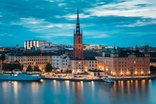 endroits à visiter à Stockholm