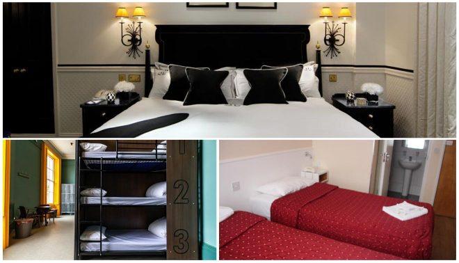 4 star hotels in london