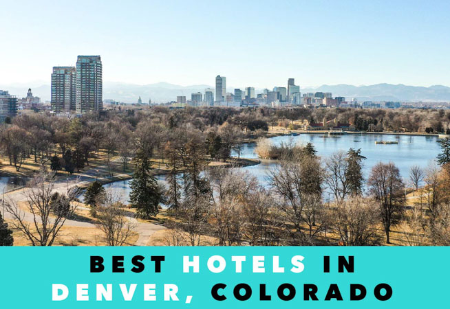 best area to stay in denver