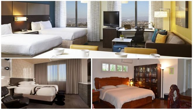 west hollywood hotels
