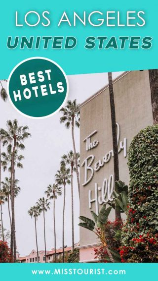 hotels in los angeles california