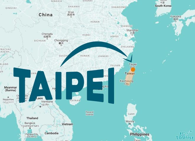 where is taipei