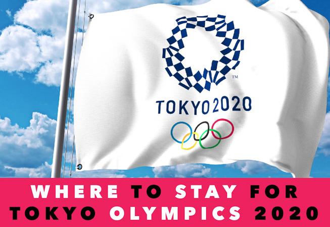 tokyo 2020 flag olympics