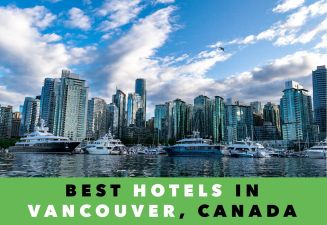 best places to stay vancouver