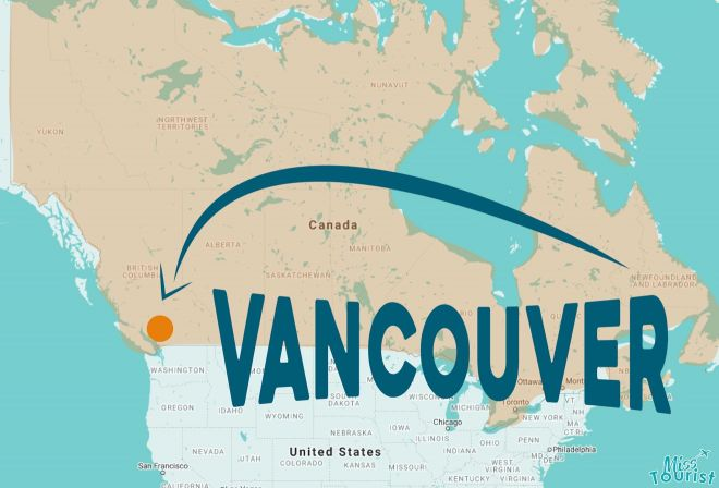 where is vancouver