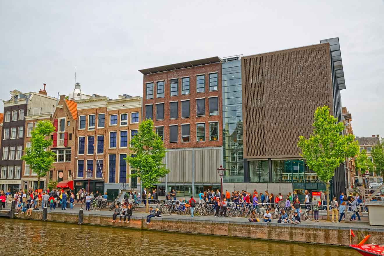 what to see in amsterdam