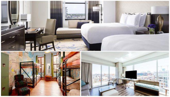 best hotels in denver
