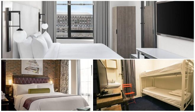meilleurs hôtels abordables à new york city