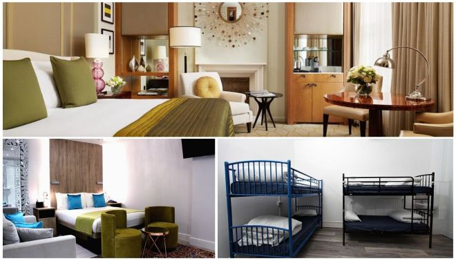 best family hotels london