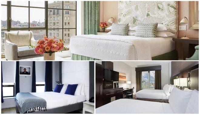 meilleurs hôtels familiaux à new york