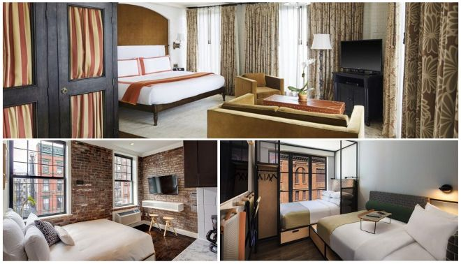 boutique hotels nyc