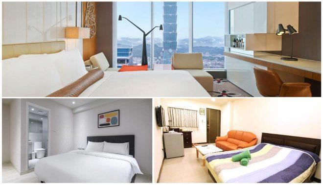 5 star hotel taipei