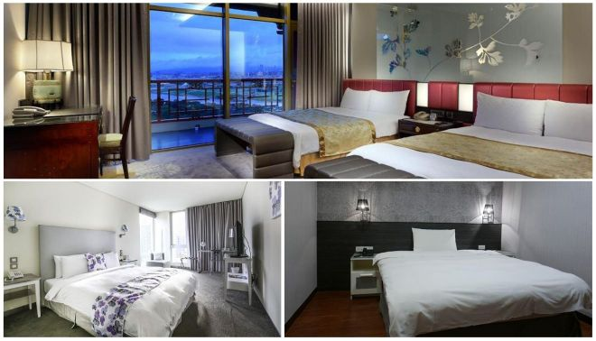 cheap hotels in taipei