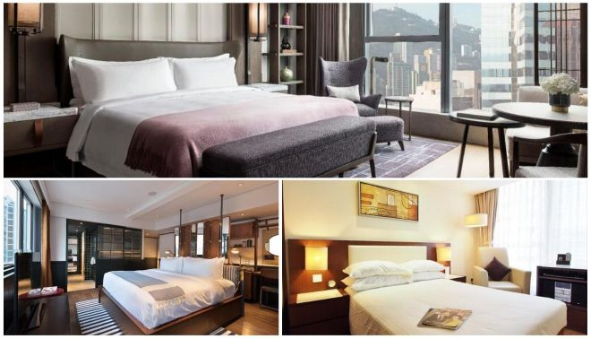 best hotels in hong kong
