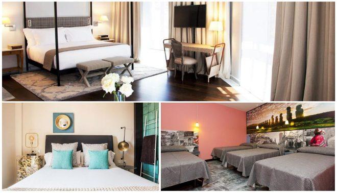 hotels in madrid spain