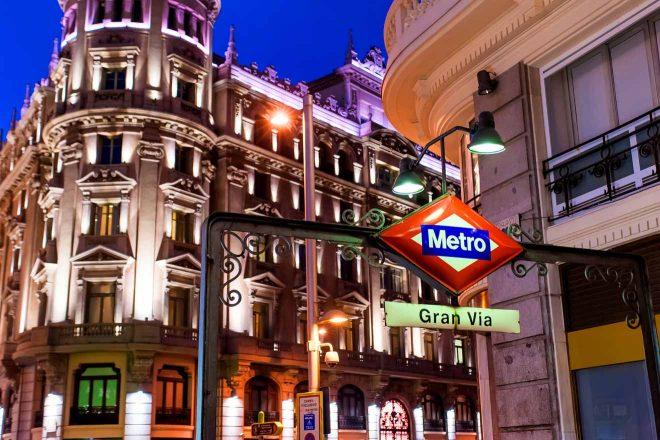 sol metro station