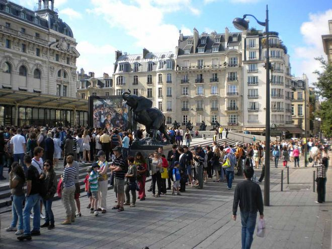 skip the line musee d'orsay