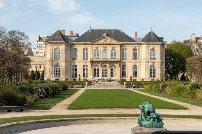 visit paris museum