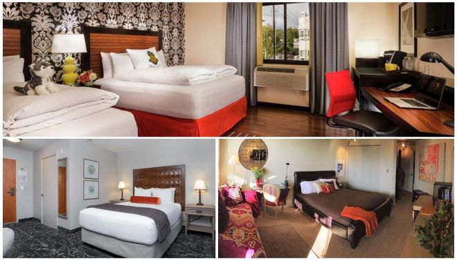 romantic hotels seattle