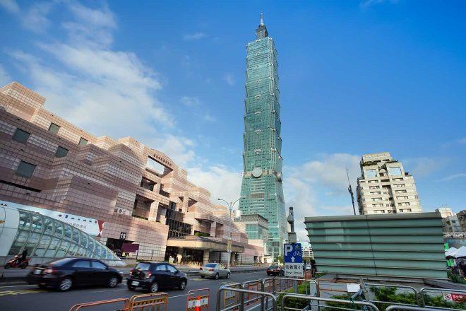 taipei 101 tower