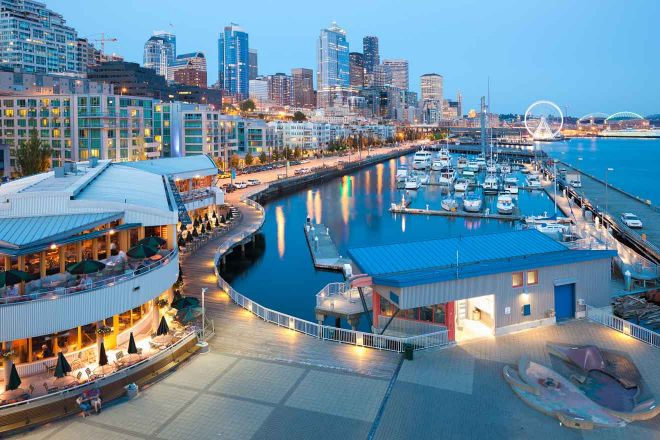 hotels in seattle washington