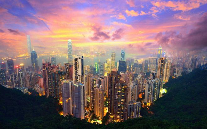 What is the best location to stay in Hong Kong