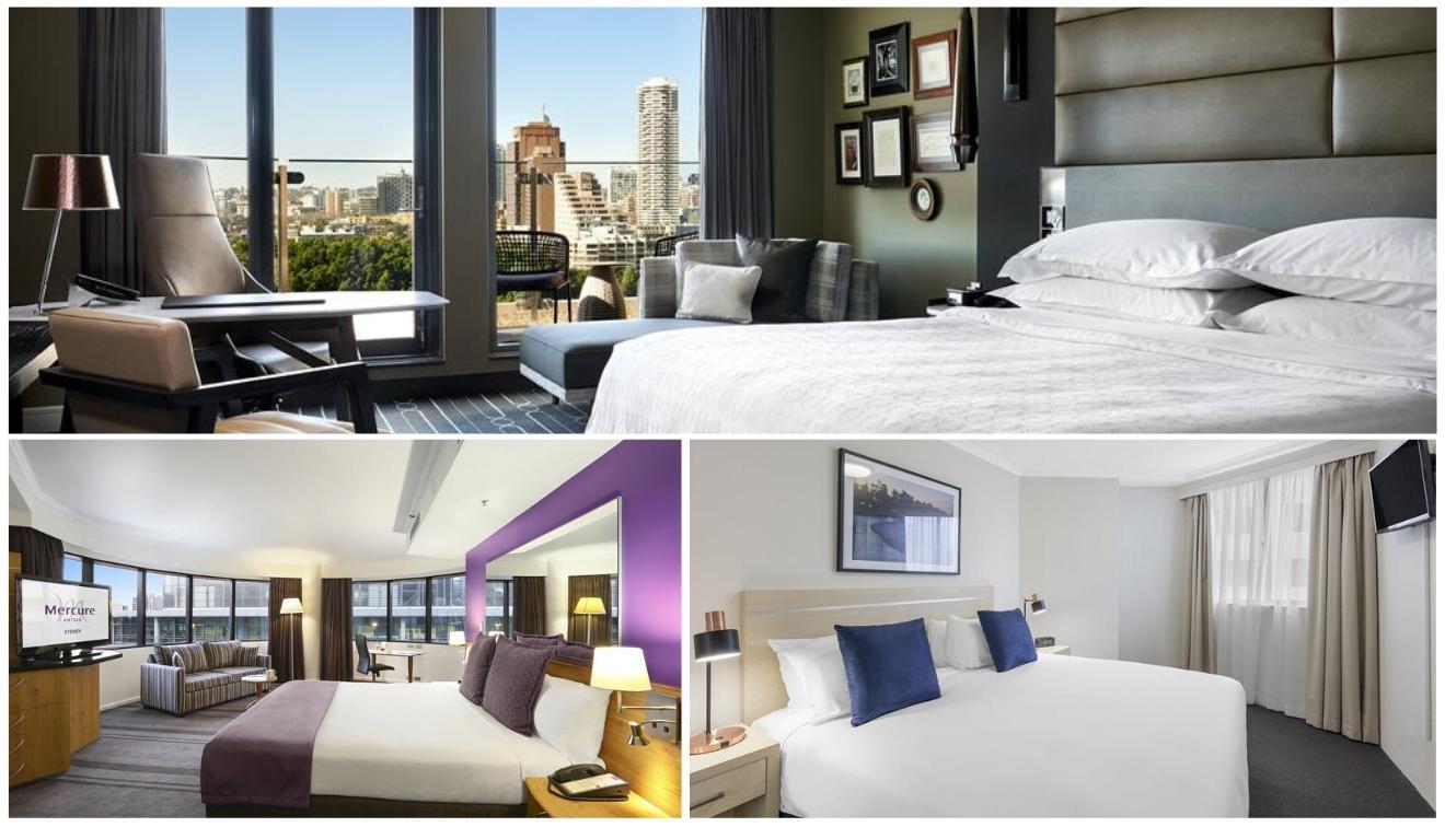 5 star hotels in sydney australia