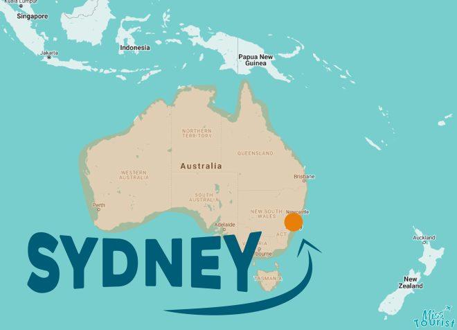 where is sydney