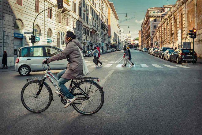 motorcycle rental rome