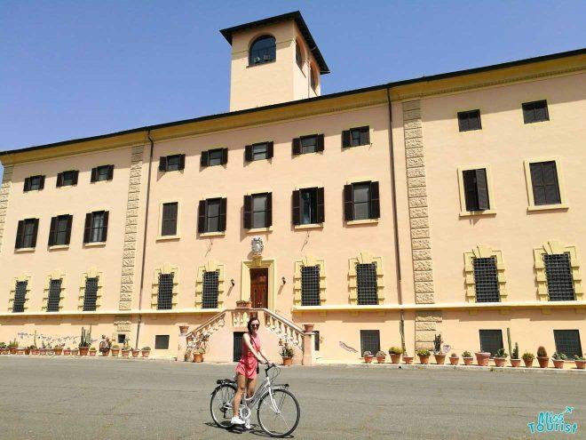 bicycle rental rome