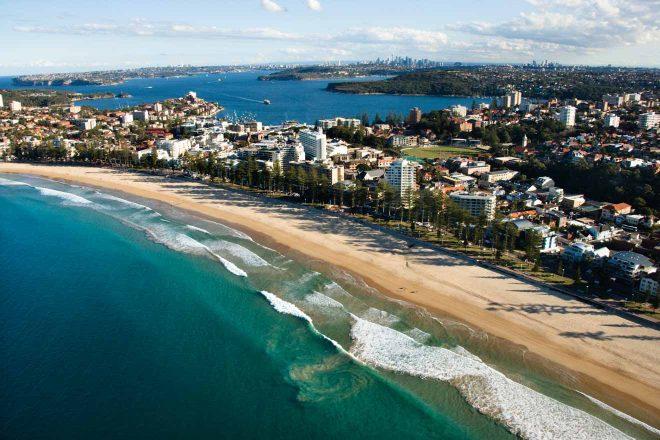 beachfront property australia