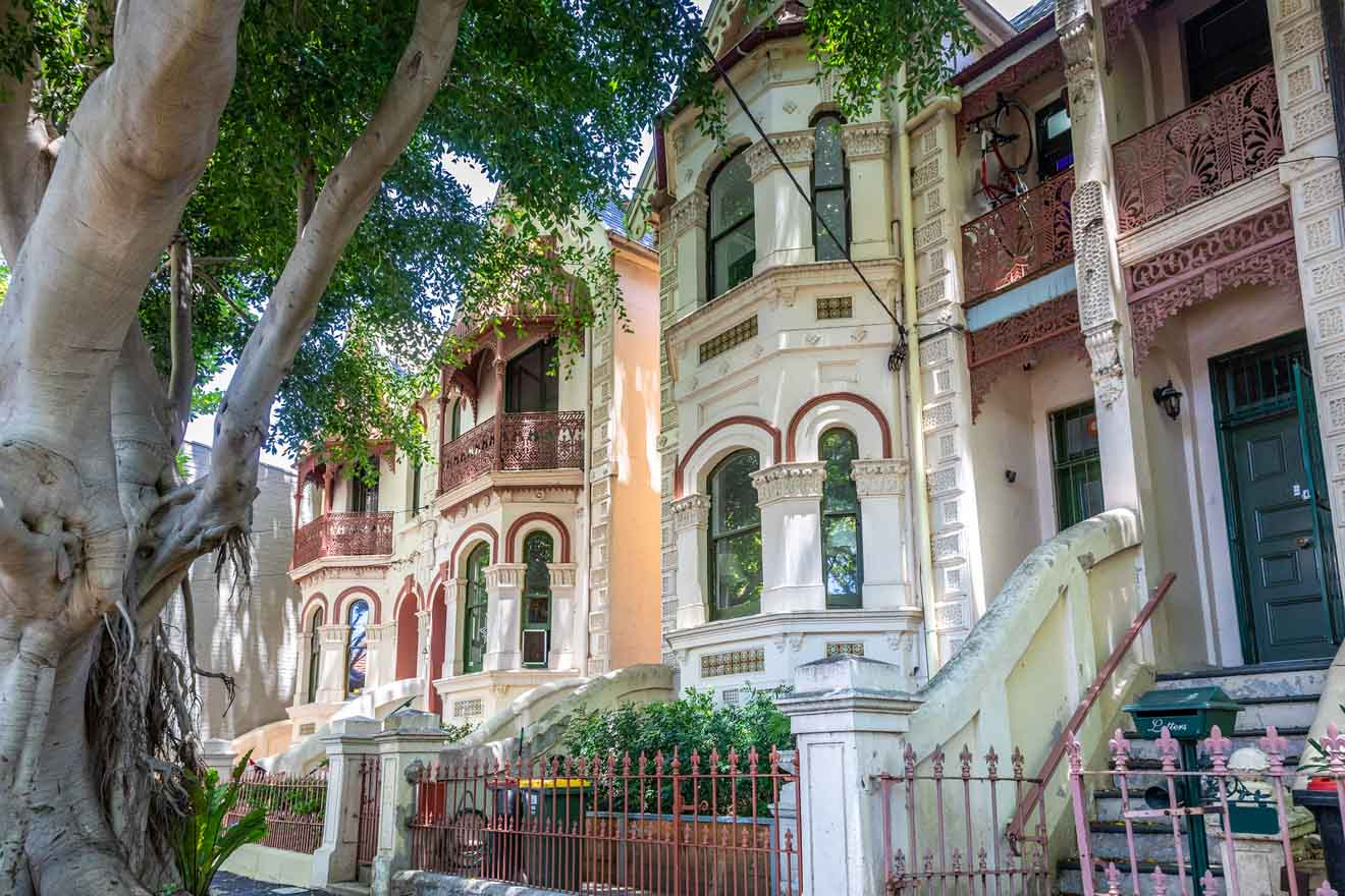 terrace house in sydney australia