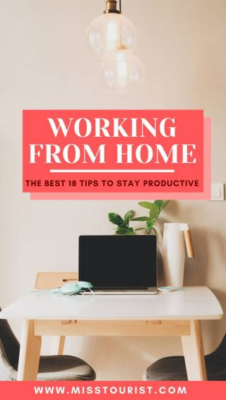 work from home efficiently