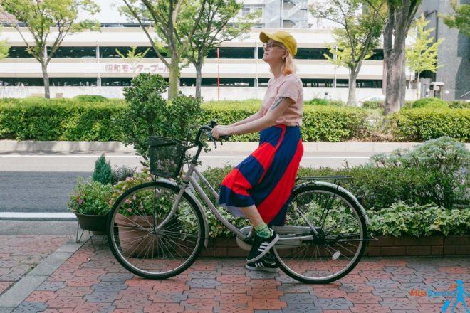 japan on bike