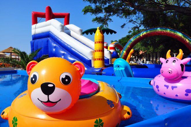 best inflatable slider comparison