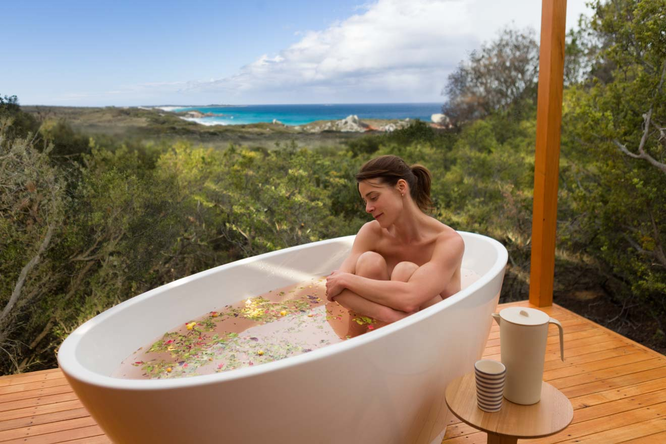 Bay of Fires Lodge-Spa accommodation