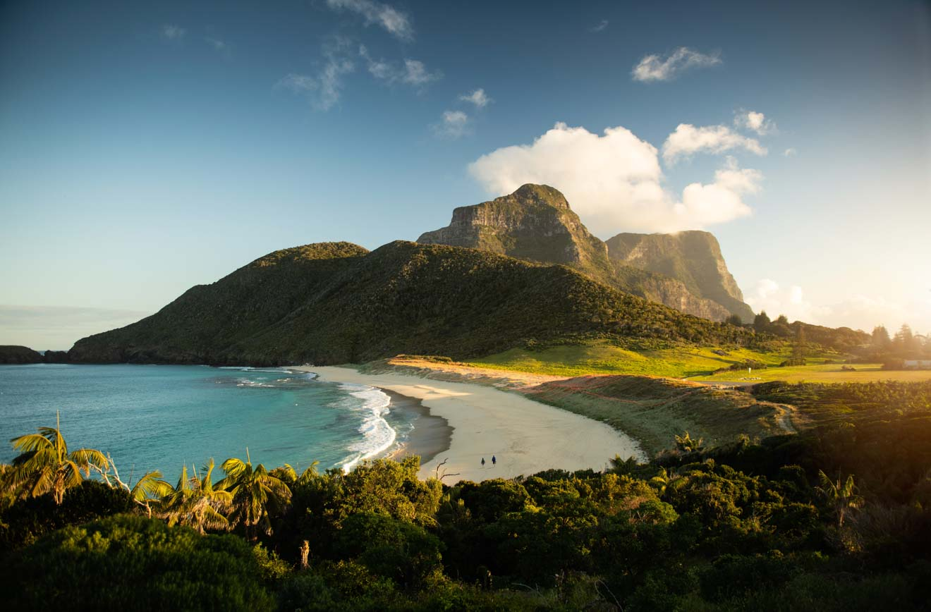 Blinky Beach Lord Howe Island Au NSW