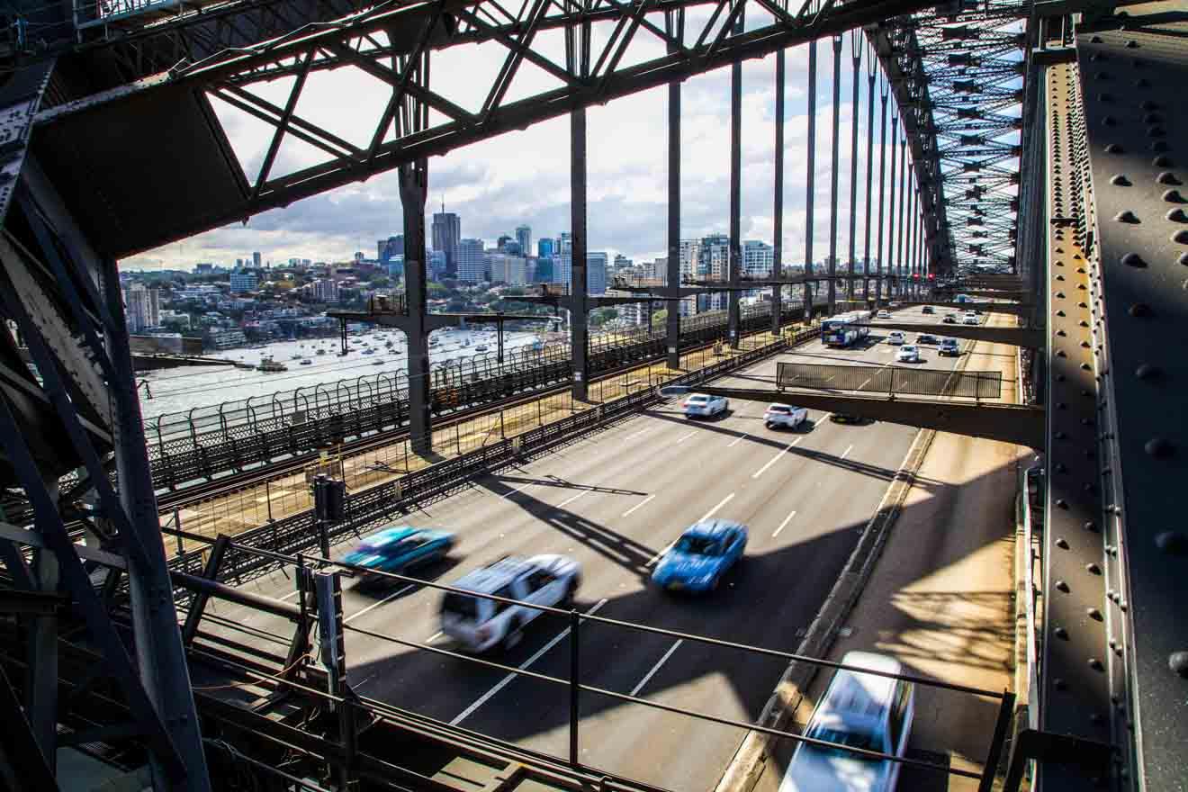 BridgeClimb, Sydney Blue Mountains road trip
