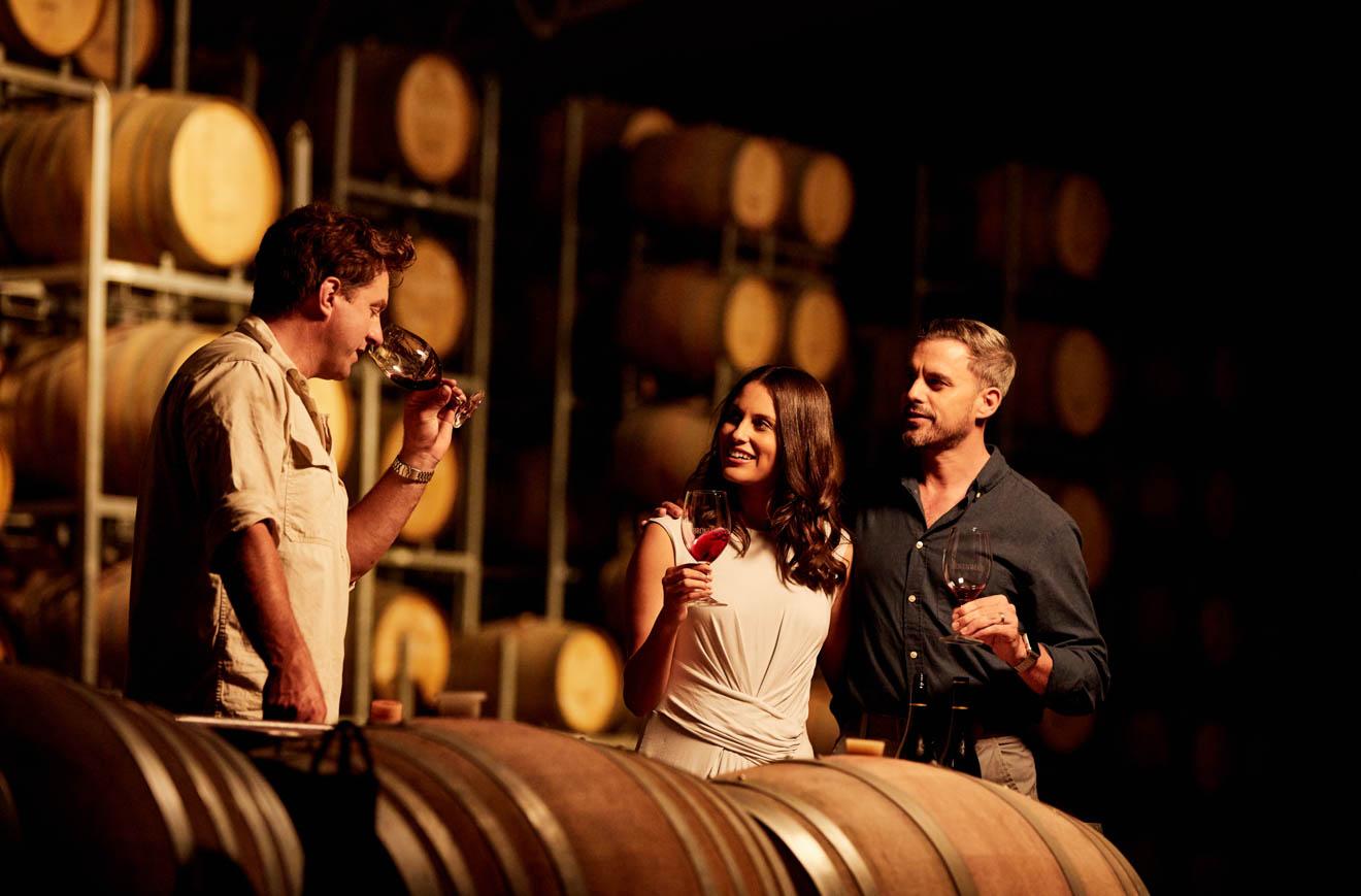 Brokenwood Wines Pokolbin Newcastle