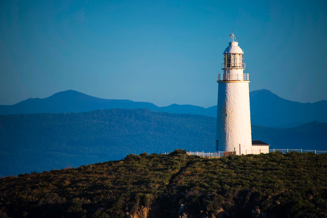 Cape Bruny Lighthouse Hobart things to do