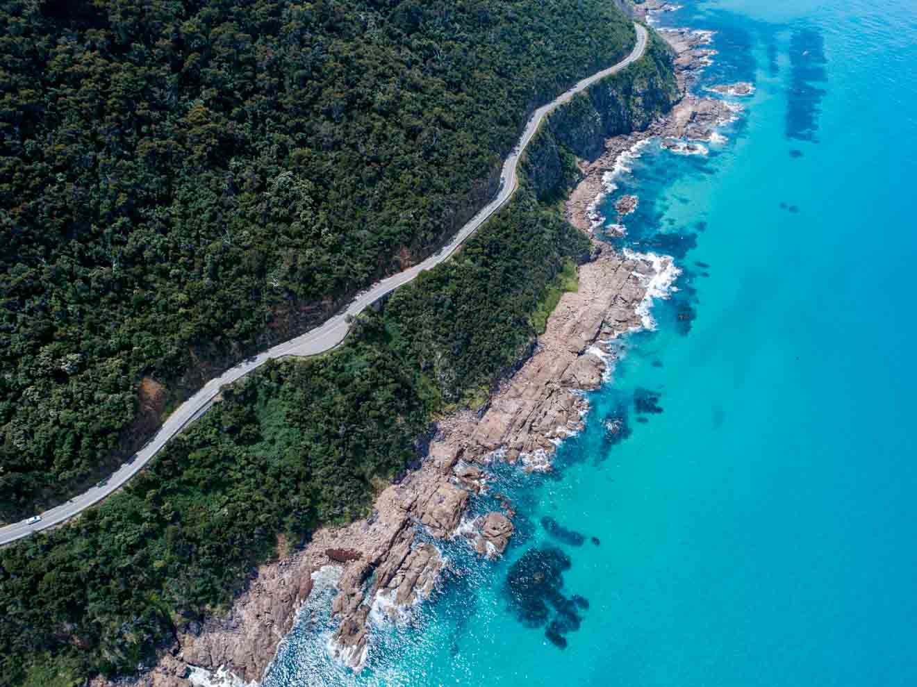 great ocean road recommended stops - Coast Great ocean road itinerary