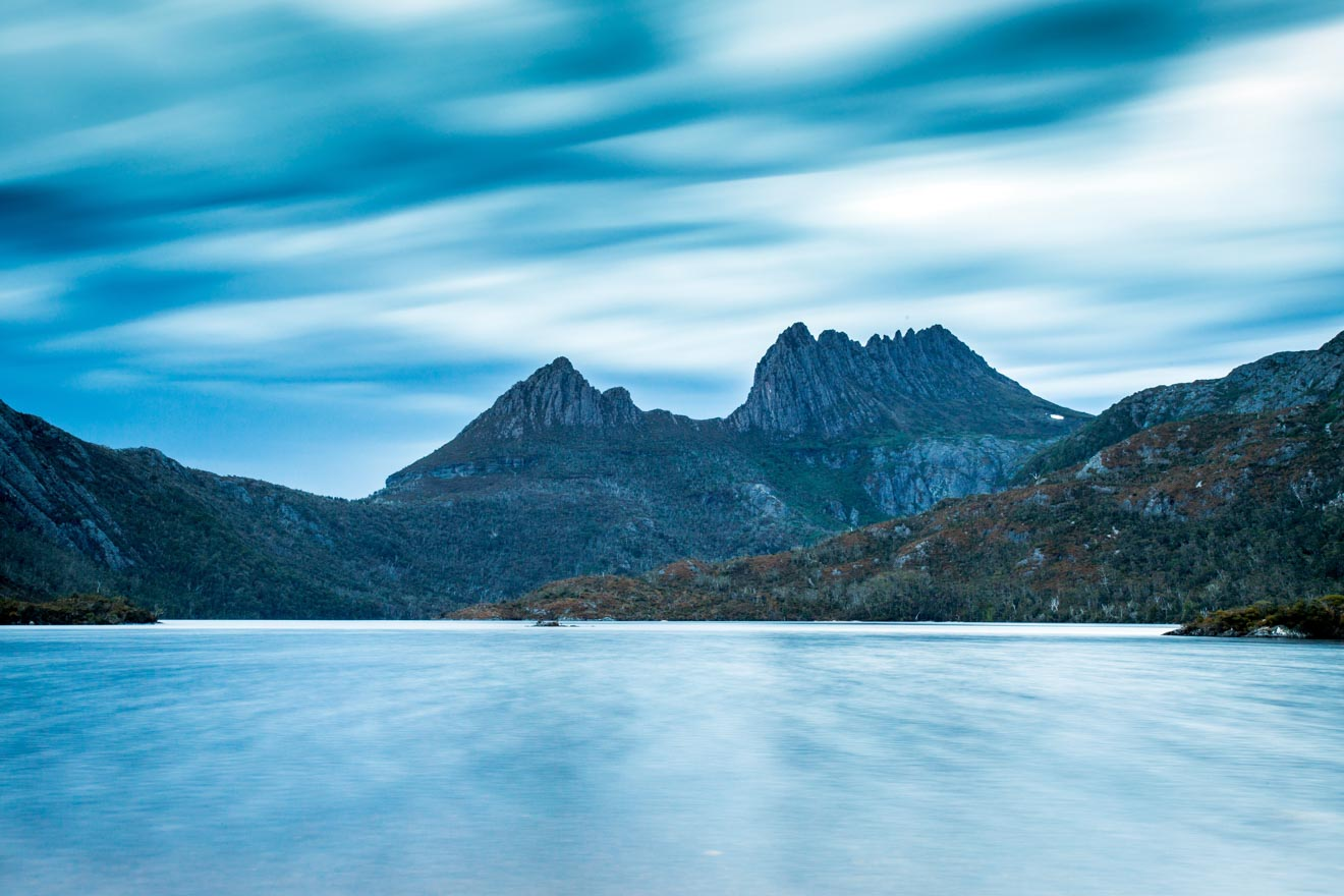 Cradle Mountain tasmania View