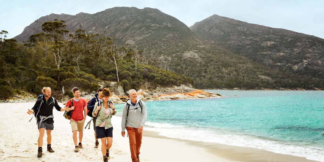Freycinet Experience Beach Walk