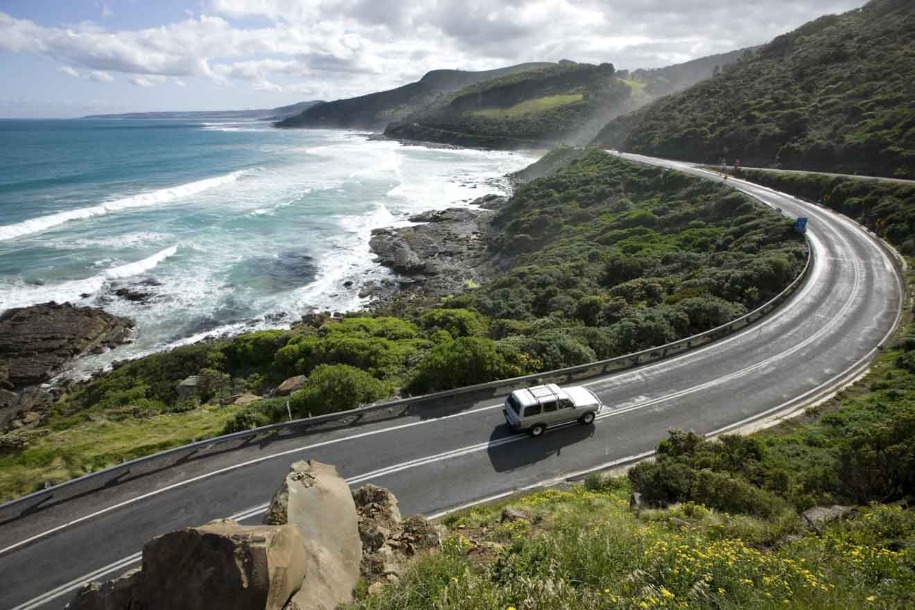 great ocean road recommended stops - Great Otway National Park Great ocean road itinerary