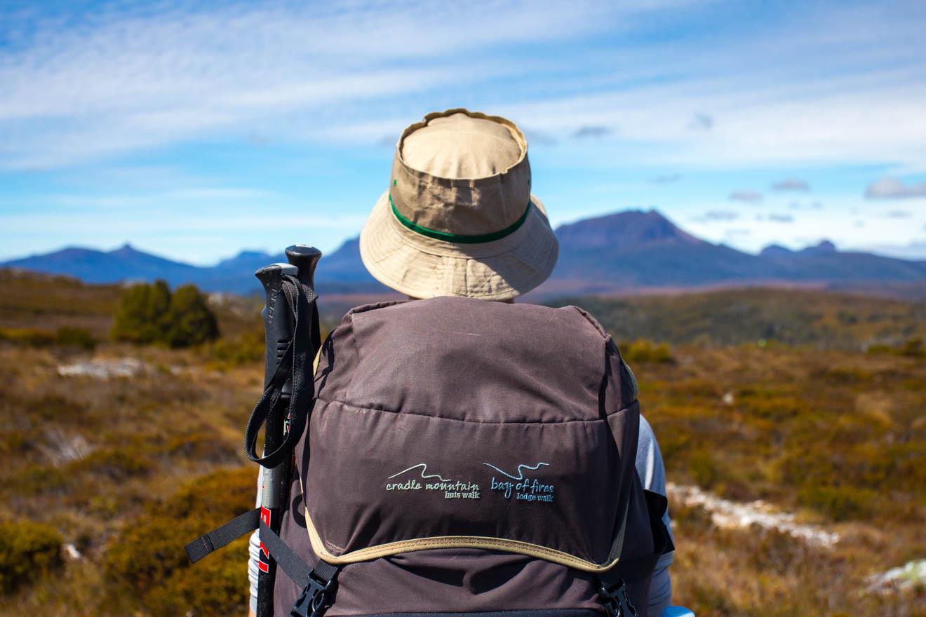 Great Walks of Australia Overland track tour